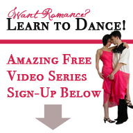 Want Romance Learn To Dance DVD Book